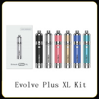 2020 Evolve Plus XL Wax Pen 1400mAh Battery Big Capacity Upd...