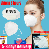 KN95 قناع العرض مصنع التعبئة والتغليف التجزئة 95٪ تصفية قابلة لإعادة الاستخدام 5 طبقة مضادة الغبار قناع الوجه مصمم الفم أقنعة mascherina mascarilla FFP2