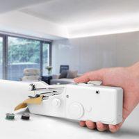 الساخنه بيع المحمولة المصغرة دليل آلة الخياطة، وبسرعة متعددة الوظائف وإبرة مريحة وخيوط الحياكة الملابس لاسلكي المنزل النسيج