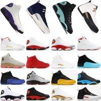 2021 Erkekler 12 S Basketbol Ayakkabıları 12 Gri Kırmızı Ters Taksi oyunu Kraliyet Sürüngen Kanatları Kışlık Wntr Punch Erkek Eğitmenler Spor Sneakers 40-47