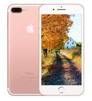 Original Apple iPhone 7 7 Plus No Touch ID 32GB / 128GB IOS13 12.0MP Usado Telefones desbloqueados