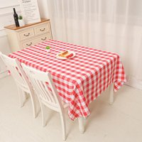 120*120mm Tablecloth Rectangular Tablecloth Machine Washable...