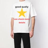 Herren-balenciaga T-Shirts Paare Kleidung Brief gedruckt neue Mode-Paare Shirt klassisch Frauen Männer s-T-Shirt mit Rundhalsausschnitt Sommerkleidung 2206 Lock #