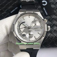 6 Стиль Лучшее качество TW Maker 42мм х 13.5мм Overseas 47450 / B01A-9227 хронограф Швейцарский CAL.1222 SC Движение Автоматический Мужские часы Часы