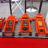 3T singola pompa martinetto idraulico orizzontale applicabile per la riparazione e la sostituzione automatica pneumatico facile da trasportare