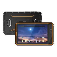 UTAB Q10R 4G 태블릿 PC 10 인치 IP68 방수 견고한 NFC 컴퓨터 Android RJ45 9500mAh 배터리