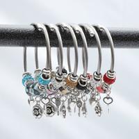 DHL Free Selling INS Filles Alliage En acier inoxydable Voler Bracelets DIY Fashions Accessoires pour enfants Bracelet de qualité enfants