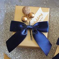 50PCS Gold Favor Boxes Party Gift Package Wedding Shower Swe...