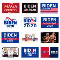 Trump Biden Presidente Elezione Bandiere Biden Presidente 2020 Flags 3 * 5FT MAGA Paese Trump Banner Joe Biden Elezione Banner BH3933 TQQ
