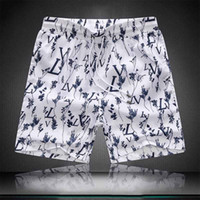 2020 New Summer Fashion Mens Shorts Board Short Quick Drying...