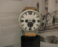Vendita di promozione del Mens di lusso della vigilanza degli orologi del quarzo relogies cronometro orologio vigilanza superiore di marca per gli uomini relojes migliore regalo