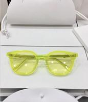 Yeni en kaliteli 004 mens güneş gözlüğü erkek güneş gözlüğü kadın güneş gözlüğü moda stil kutusu ile gözler Gafas de sol lunettes de soleil korur