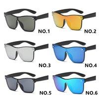 Occhiali da Sole Moda Classic Rice Nail occhiali da sole delle donne degli uomini del progettista di marca degli occhiali da sole Cat Eye Eyewear 4440