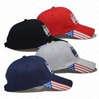 Trump Joe Biden 2020 Bola Hat USA Cartas gorras de béisbol de verano Adultos capsula los sombreros de lujo casquillo del visera deportes al aire libre Peaked sombreros D7701