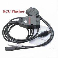 Beste Qualität Galletto 1260 ECU-Span-abstimmendes Werkzeug EOBD Flasher ECU Flasher Grün PCB FTDI FT232RQ Lese-Schreib-freies Schiff 6JAR #