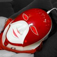 USB 8Colors светодиодные Фотон лица шеи Маска против морщин Угри Удаление Омоложение кожи LED маска машина кожи лица Spa Уход за устройство