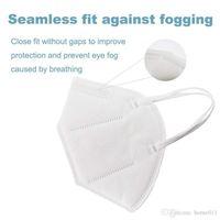 Бесплатная доставка! Маска KN95 против дымки, пыли, воздуха и капельки PM2.5 одноразовая защитная KN95 маска упакована для мужчин и женщин