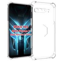 Ударопрочный Anti-царапинам прозрачное покрытие TPU Защитный чехол для ASUS ROG Телефон 3 Strix ZS661KS, ROG Телефон 2, ZenFone 6 ZS630KL