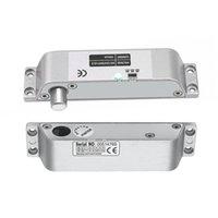 DC12V Fail Safe NC elektrische Drop-Riegelschloss Access Control Elektronische Einsteck-Türschlösser mit Zeitverzögerung für Tor Öffnung