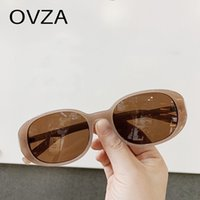 OVZA Retro Vintage Oval Sunglasses for Womens 2020 Classic M...