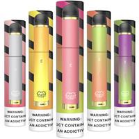 Puf Akışı Tek Kullanımlık Vape Kalem 1000 + Puflar 600 mAh Pil 4ml Önceden doldurulmuş Başlangıç Kitleri Puf Bar Xtra Buharlaştırıcılar