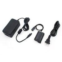 O envio livre Câmara Adaptador Ac EH EH-5A-5B com DC acoplador EP-5B para Nikon D7000 D800 v1