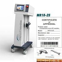 مايكرو الأب إبرة MRF SRF Microneedling كسور سطحية كسور الترددات اللاسلكية المهنية الوجه علامات تمدد مزيل التجاعيد