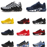 2020 nuovo più TN argento Traderjoes Running Shoes Colorways Maschio pacchetto Chaussures Sport TNS Mens Sneakers FLY