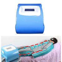 2020 Multifunktions-Luftdruck Pressotherapie Lymphdrainage Maschine mit 24 Airbags für Ganzkörpermassage CE / DHL