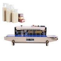 HOT 770A Máquina automática contínua Film selagem do saco plástico máquina de empacotamento rápida Selagem Printing Food Data