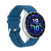 소매 상자 10PCS DHL과 새로운 스마트 시계 H30 블루투스 HD 전체 화면 Smartwatch를 가진 보수계 카메라 마이크 Compaitable 안드로이드 PK DZ09의 U8