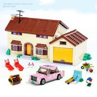 16005 만화 캐릭터 모델 빌딩 블록 2575pcs 벽돌 어린이 장난감 생일 현재 호환 만화 71006