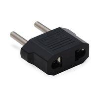 AC-Netzadapter US / AU / EU nach EU-Plug Europe Travel Steckdose Adapter-Konverter für Ladegerät