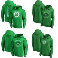 Boston Bruins Green St. Patrick \ Day Luck Tradition Pullover Hoodie 13 Charlie Coyle 33 Zdeno Chara 17 Райан Донато Хоккейские изделия