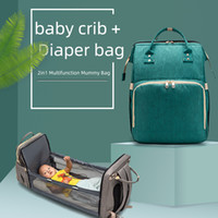Multifunctional Diaper Bag Napp Backpack Travel Portable Bab...