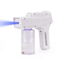 2020 nuovo arrivo portatile senza fili Nano Pistola a spruzzo da disinfezione atomizzazione pistola con 350ml Sanificazione Spray Bottle