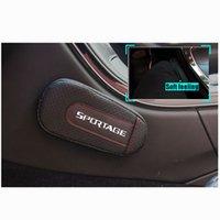 Accessori per auto per la porta del ginocchio del ginocchio della cuscino della gamba di alta qualità per Kia Sportage