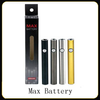 Authentic Amigo Max Preheat Battery 380mAh Variable Voltage ...