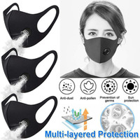 3pc Anti Smoke Dust Air Purifying PM2. 5 Face Mask Carbon Fil...