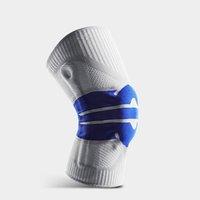 팔 다리 워머 1 조각 높은 탄성 스포츠 슬리브 무릎 지원 중괄호 랩 보호기 압축 안전 패터 라이드 패드