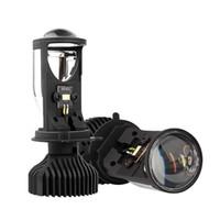 Super Bright LED Projecteur H4 Mini objectif Y6D phares LED Ampoules 36W Feux de croisement Salut Car Light