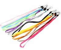 Colhedores de pescoço Lanyard longo cintas de nylon Pendure Corda para Mp4 MP3 ID Titular Mobile Phone