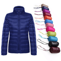 5XL 6XL Plus Size Winter Women Ultra Light Duck Down Coats J...