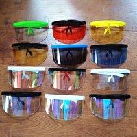 Anti-ultraviyole FY2296 açık karşıtı köpüren korumasını gözetleme Çocuk Unisex karşıtı güneş gözlüğü bisiklet stok Tasarımcı güneş gözlüğü