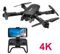 R8 4K HD Dual-Camer WIFI FPV faltbare Drone Spielzeug, Optical-Flow Lage, nehmen Foto von Gestik, Track-Flug, Auto-Follow, Altitude Hold 6pcs