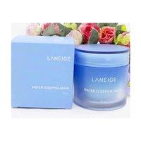 새로운 버전 Laneige 물 수면 마스크 피부 특별 케어 70 ML 프라임 품질 핫 코리아 브랜드