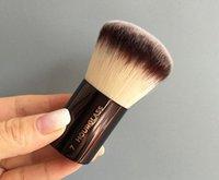 Nova chegada! Marca Novos Produtos Cosméticos Ampulheta # 7 arredondado Acabamento compo a escova único Rosto Blush em Pó Complexion Makeup Brushes