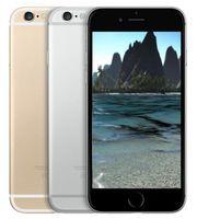 100% Original da Apple iPhone 6 Plus Sem Dedo impressão 5,5 polegadas IOS 12 16GB / 64GB / 128GB telefones recondicionados Desbloqueado