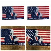 90 * 150 رئيس الولايات المتحدة الأمريكية العلم الانتخابات دونالد ترامب 2020 الاحتفاظ أمريكا الرئيس الأول راية العلم الأمريكي دعم الانتخابات أعلام RRA3341