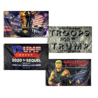 Trump Flags 90*150cm Keep Make America Great Flag 11 Styles Donald Trump 2020 Banner Flag USA President Election Banner Flags CCA12384 60pcs